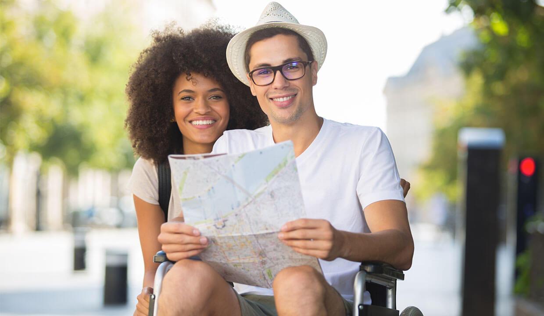 Viaja sin Barreras | Viajes para discapacitados
